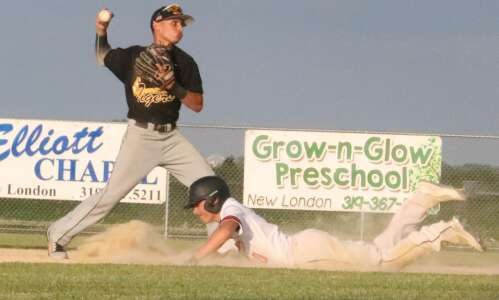 Mid-Prairie No. 3; New London, Highland getting noticed in baseball…