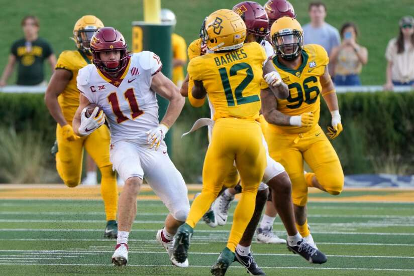 For Iowa State football, September woes are nothing new