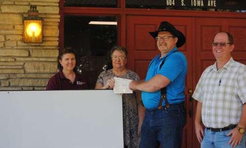 Church donates $35k to Lighthouse Center