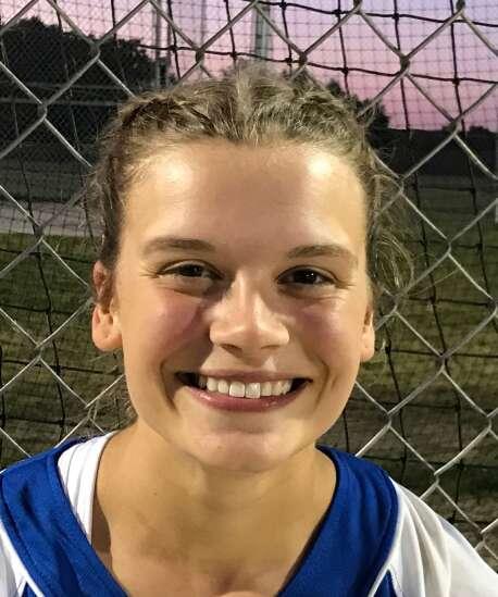 Emily Watters reclaims her focus; Anamosa softball tops Cedar Rapids Xavier