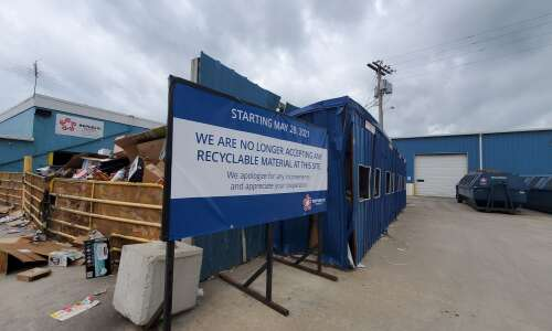 New Mt. Pleasant recycling drop-off to open on June 16.…