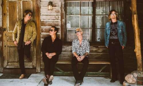 Stone Temple Pilots bring tour to Cedar Rapids