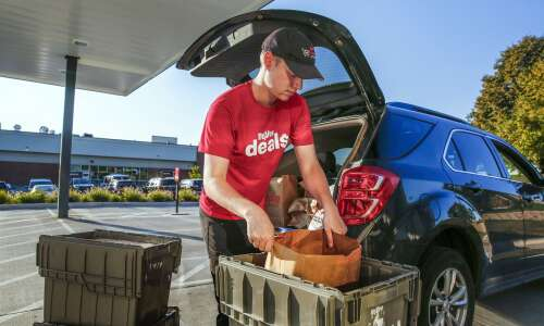 Home delivery for food still strong for Iowa businesses