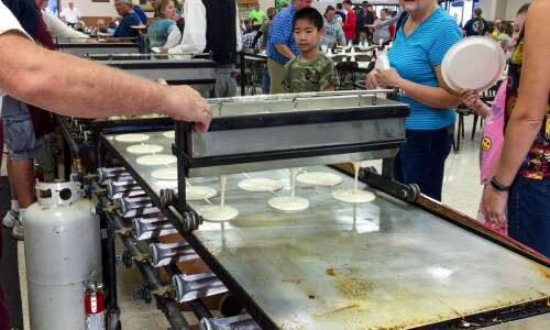 Camp Courageous hosts annual pancake breakfast, open house
