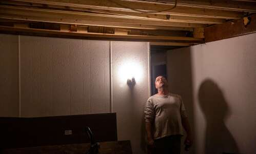Photos: Cedar Rapids couple still fighting to recover from derecho