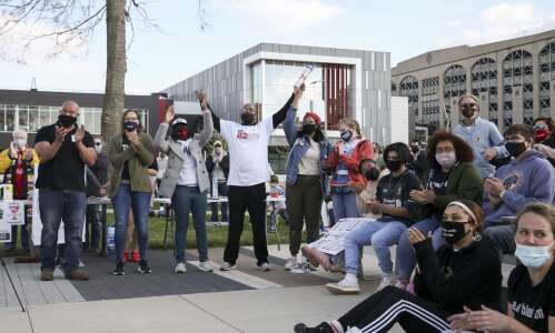 Advocates call for allies in fight for racial justice