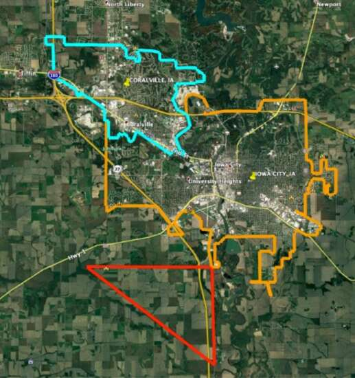 Johnson County Solar Triangle moving forward with grid application
