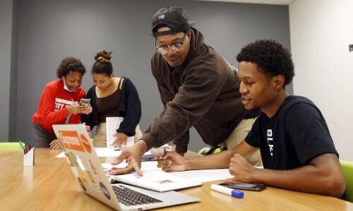 Iowa City's Black Liberation Space gets an international audience