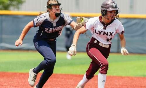 Surging Xavier hits the road for softball postseason opener