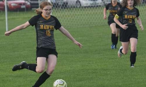 Fairfield, Mid-Prairie girls soccer seasons end