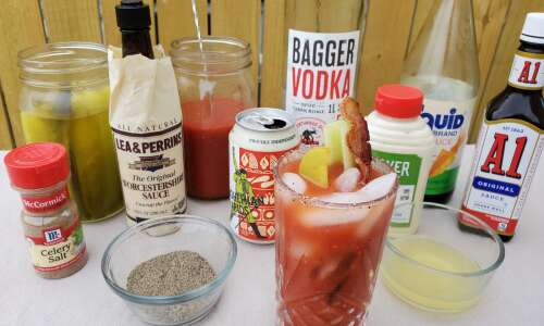 A Bloody Mary recipe for celebrating Mother's Day