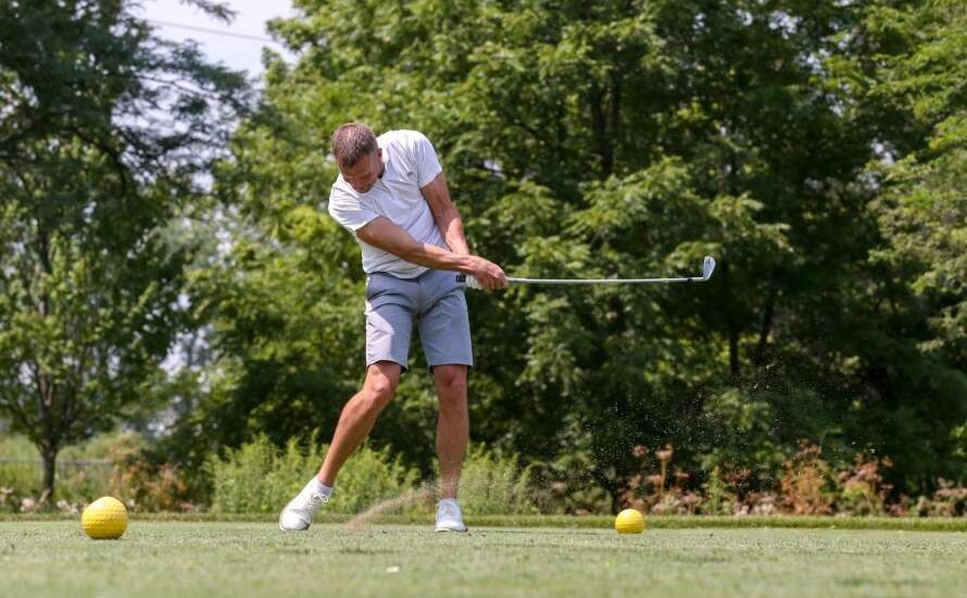 Photos: Iowa City Mens City Amateur at Finkbine Golf Course