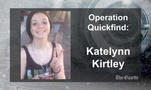 Operation Quickfind issued for Cedar Rapids girl, 16