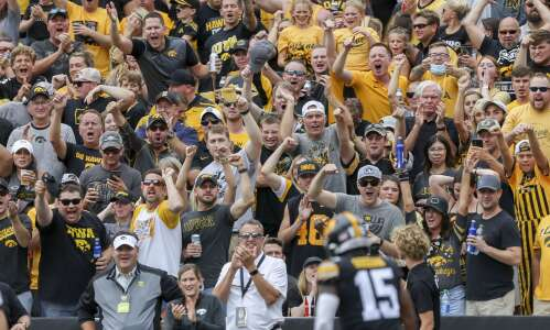 Best fans in the nation? That's you!