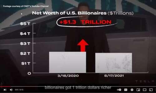 Fact Checker: Billionaires and Build Back Better