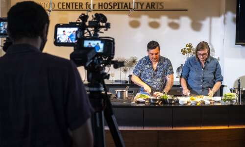 LGBTQ cooking, travel shows film episodes in Cedar Rapids