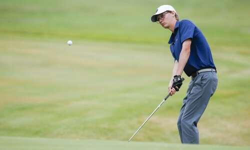 Photos: 2021 Rotary Pribyl Junior Golf Tournament, boys' championship