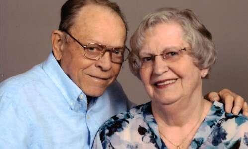 Mellingers celebrate 65th anniversary