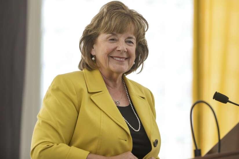 University of Iowa names Barbara Wilson new president
