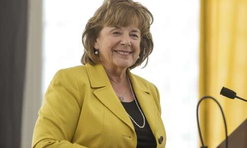 University of Iowa names Barbara Wilson new president