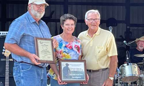 Sandquists receive two conservation awards