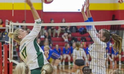 Iowa high school volleyball regional finals: Live updates, scores