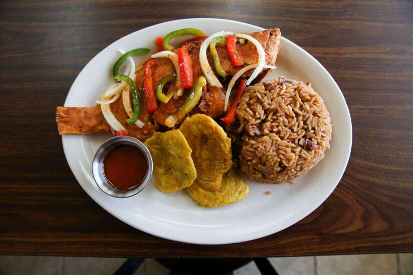 Taste Caribbean cuisine in Cedar Rapids at Wawa Caribbean Restaurant