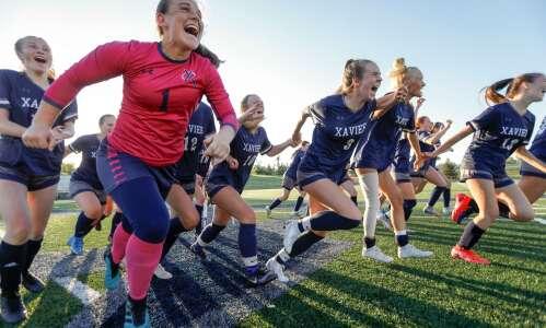 Photos: Mount Vernon vs. Cedar Rapids Xavier regional girls' soccer