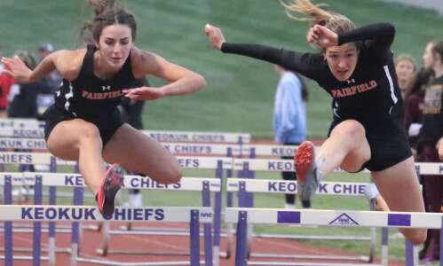 Fairfield girls, Washington boys win SEC track titles