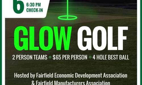 Golf outing raises money for Fairfield Teacher of the Year