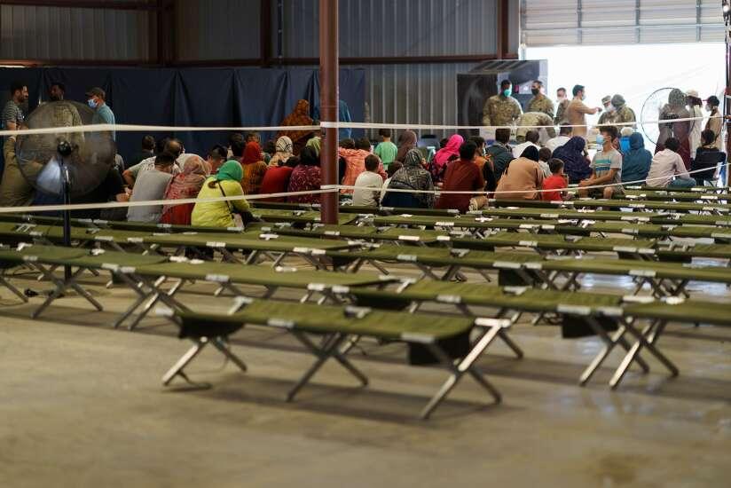 Iowa to see 695 Afghan evacuees coming its way