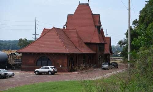 Time Machine: Keokuk restoring 130-year-old train depot