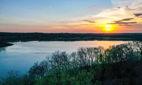 The Iowa Photo: Drone debut