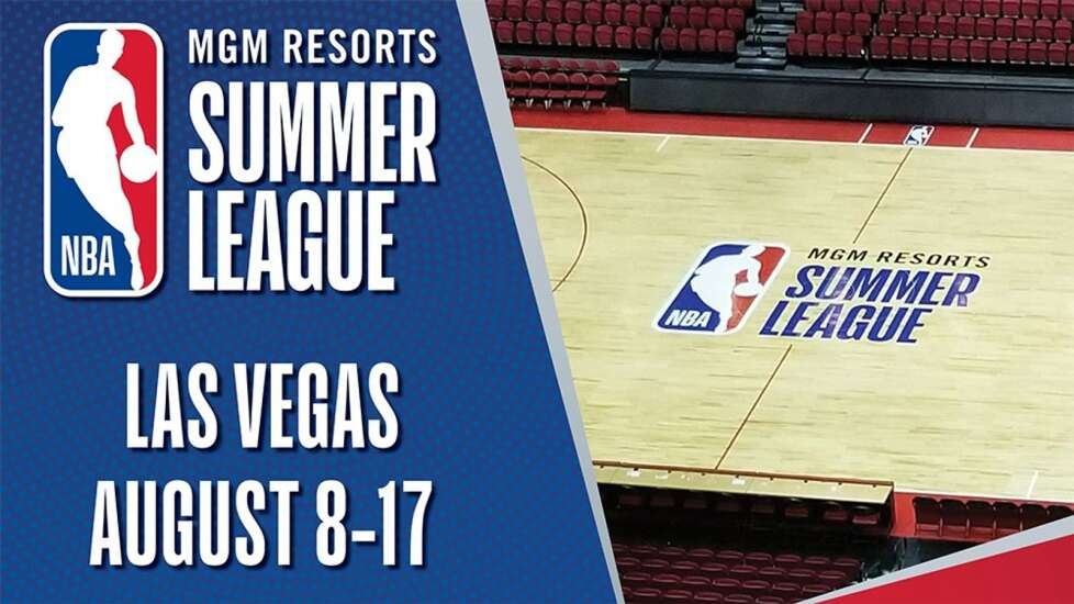 How to watch Luka Garza, Joe Wieskamp in NBA summer leagues