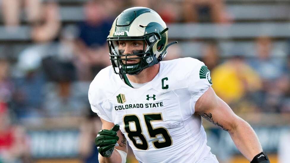 Colorado State has 'as good a tight end as there is in the country' in Trey McBride