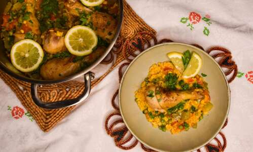Bite of Brazil: Galhinada is an easy, one-pot recipe