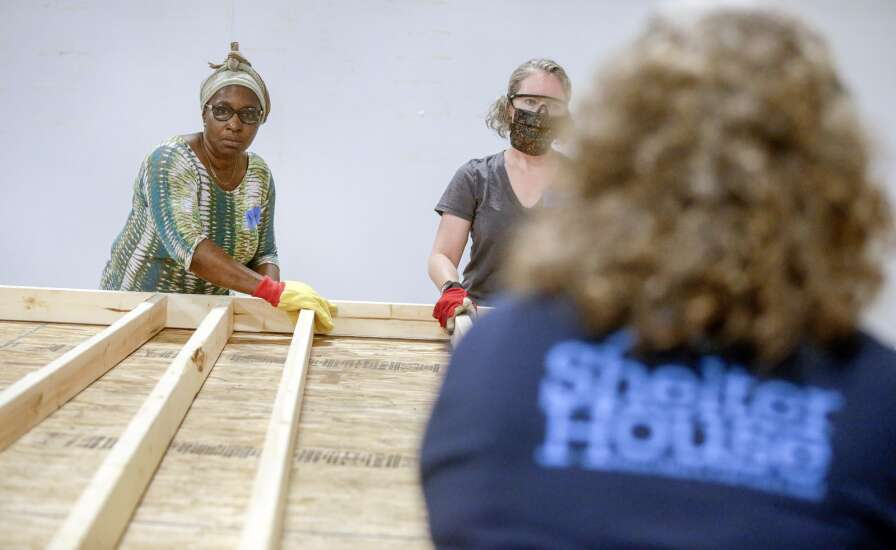 Shelter House breaks ground on second 'Housing First' project