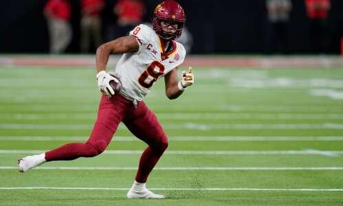 Iowa State football notes: Xavier Hutchinson emerges after quiet start