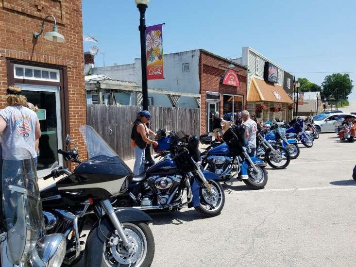 Annual motorcycle ride raises awareness of human trafficking in Eastern Iowa