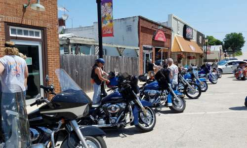 Riding for freedom from human trafficking