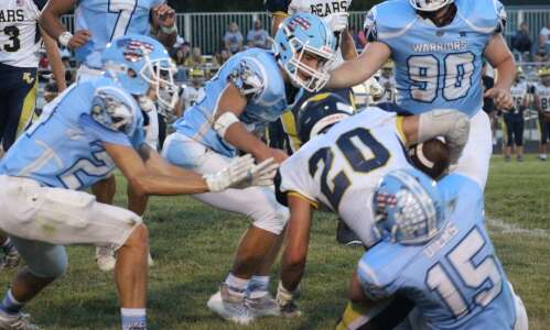 A look at Friday's small school games