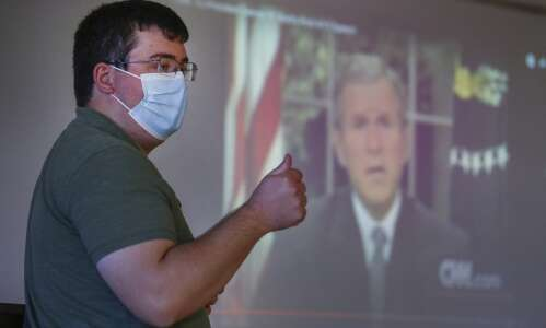 Explaining 9/11 to students who didn't live through it