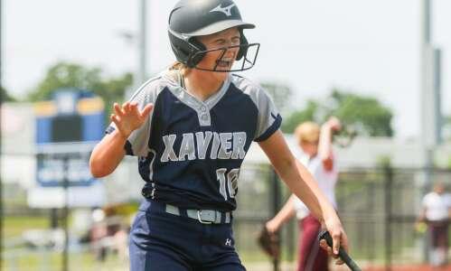 Photos: North Linn vs. Cedar Rapids Xavier softball