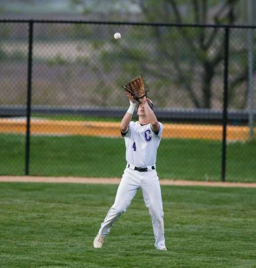 Photos: Cornell College baseball vs. Grinnell