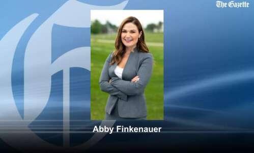 Former Rep. Abby Finkenauer seeking Democratic nomination for U.S. Senate