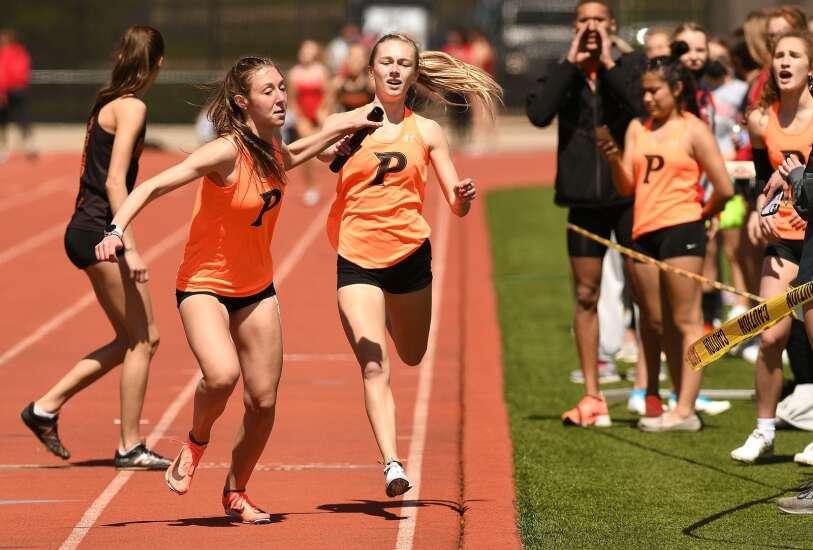 Prairie girls take their shot at unprecedented Drake Relays glory