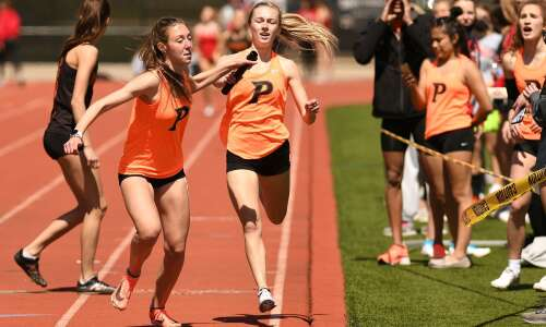 Prairie girls take their shot at unprecedented Drake Relays glory