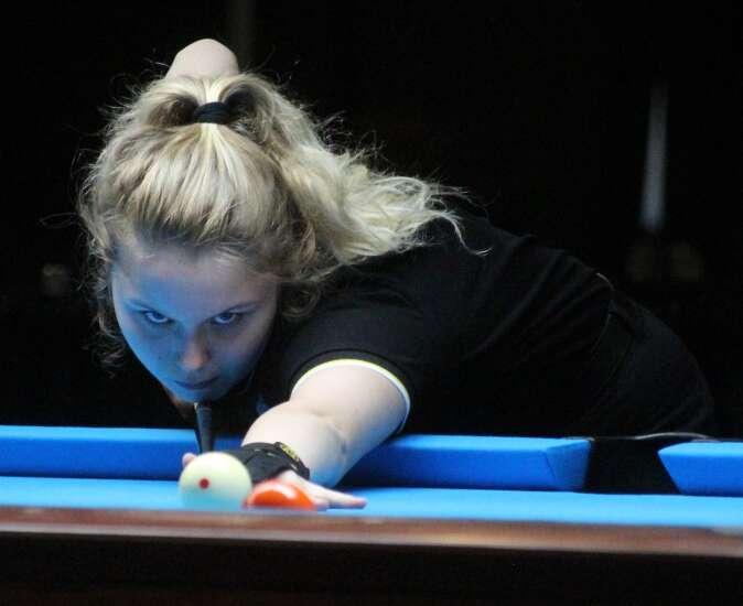 Pro billiards comes to Fairfield