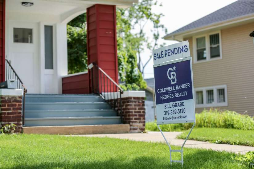 Iowa residential real estate market 'hotter than a pistol,' experts say