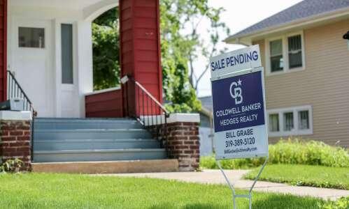 Iowa housing market 'hotter than a pistol'